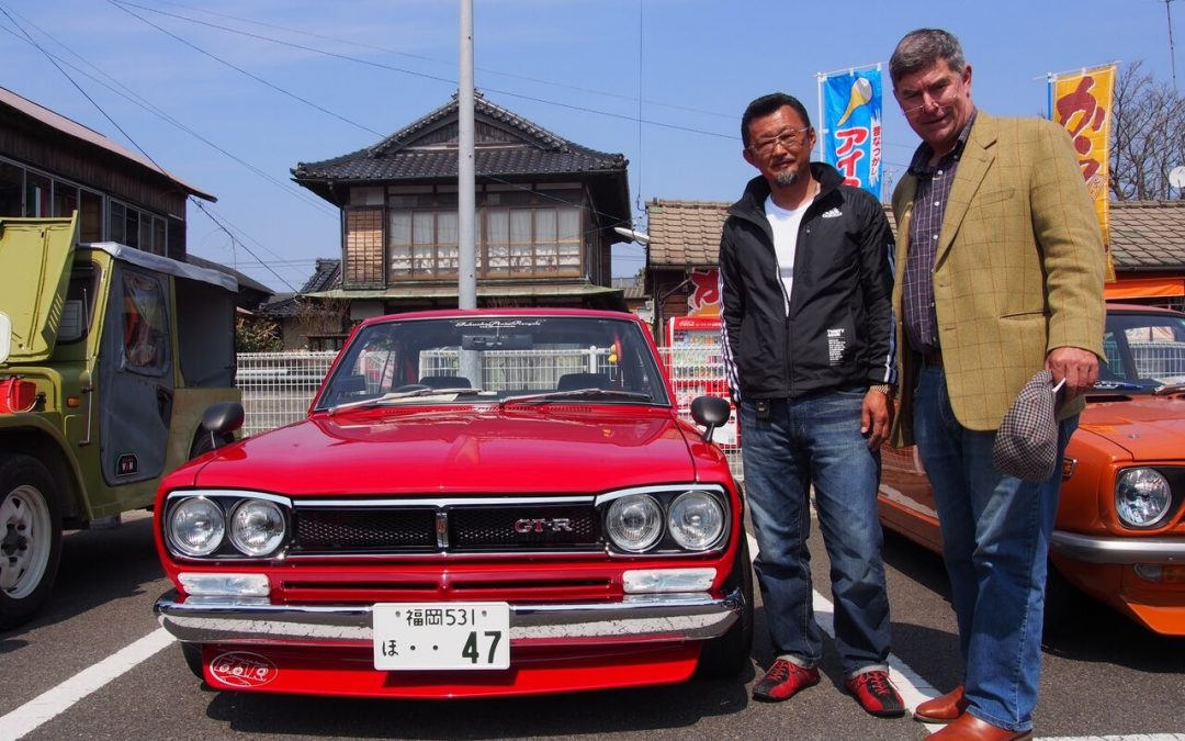 Bungo Takada – Showa Town Car Rally