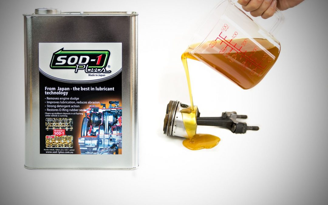 Lubrication – another look at the basics