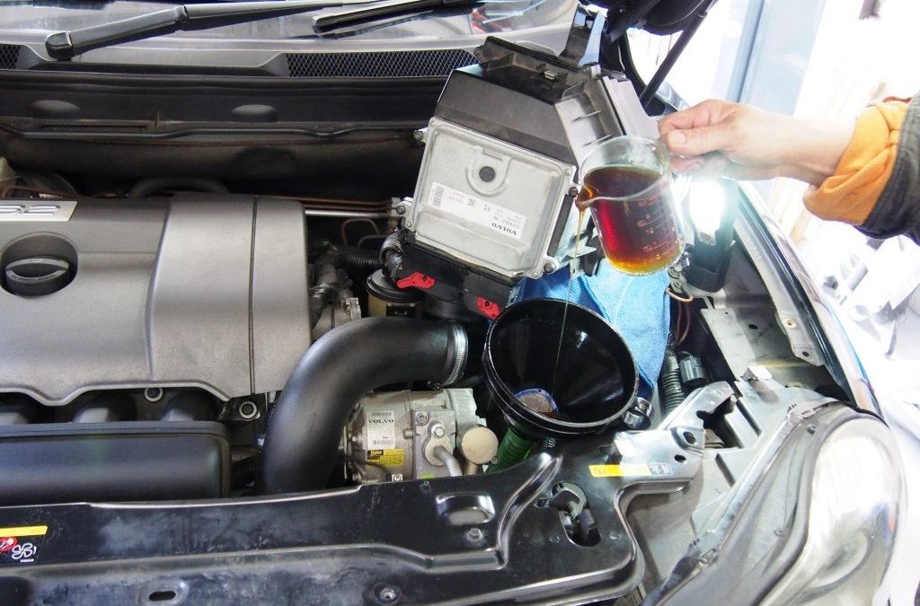 Add SOD-1 Plus to Engine, Gear Transmission, and Power Steering !